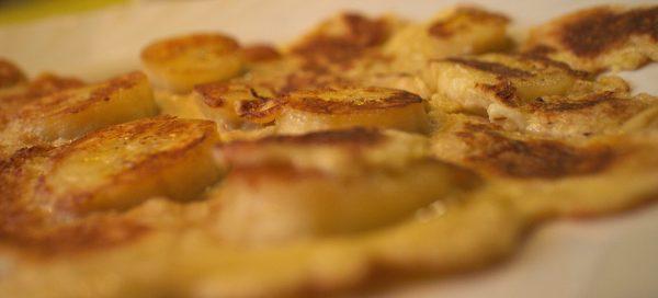 "Hafer-Bananen-Pancakes ""Mandiro"""